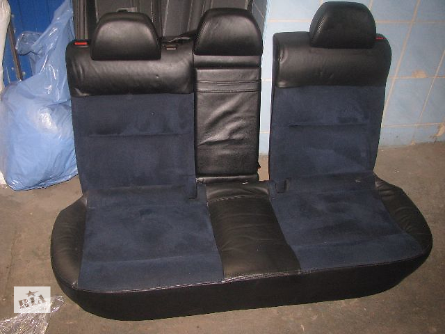 купить бу салон для седана Volkswagen B5, 2002 в Львове