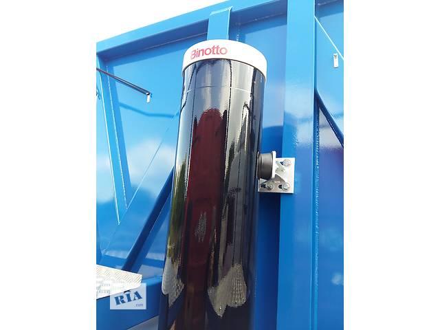 продам Гидравлический цилиндр для самосвальных полуприцепов бу в Львове