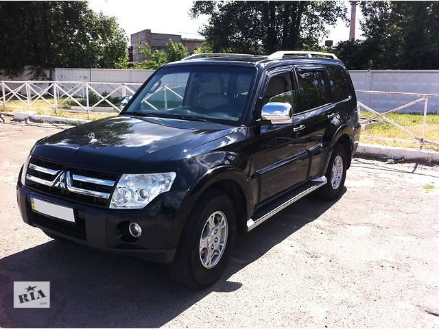 Сдам в аренду Mitsubishi Pajero Wagon (без водителя) 1200 грн./сутки.  газ/бензин- объявление о продаже  в Киеве