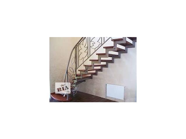 Сделаем лестницу под ключ в Запорожье- объявление о продаже  в Запорожье