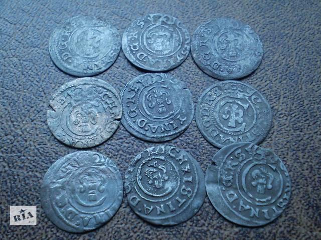 Серебро солиды Ливония с 1632-го по 1654-й года- объявление о продаже  в Черновцах
