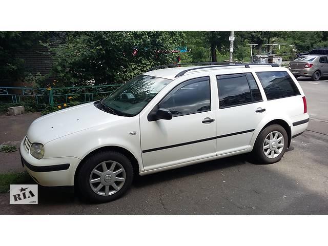 бу Аренда автомобиля Volkswagen Golf 4, 2005 год, универсал, 1,6, ГБО - 4. в Киеве