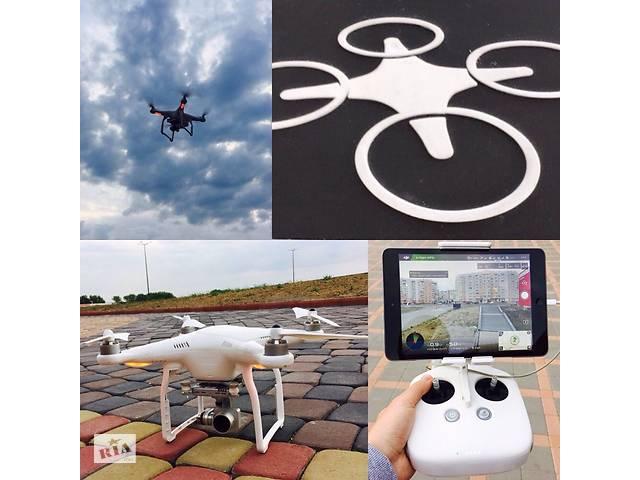купить бу Аренда квадрокоптера, аэросъемка, съемка с воздуха, аэросъемка, коптер  в Украине