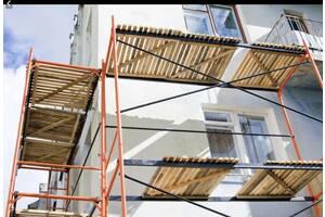 Аренда лесов строительных вышка тура прокат в Виннице дешево Доставка на Объект