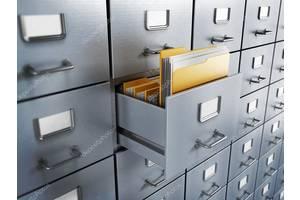 Архивная обработка документов, справки из архива при ликвидации, выдача архивных справок при ликвидации