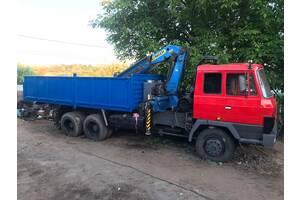 Строительство грузовых автомобилей Tatra под ваши потребности