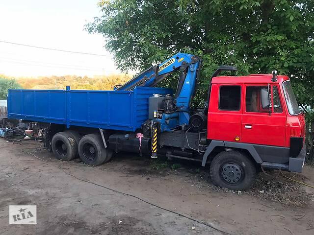 Строительство грузовых автомобилей Tatra под ваши потребности- объявление о продаже  в Киеве
