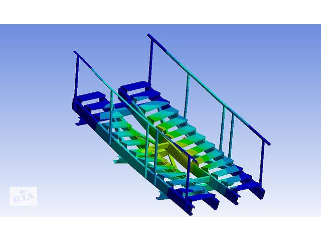 продам Чертижи и 3D модели на заказ бу в Харкові