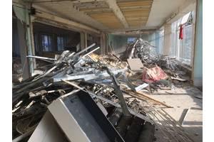 Ручной демонтаж зданий, демонтажные работы