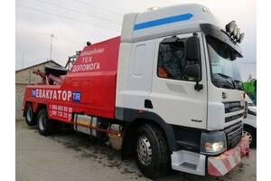 Евакуатор вантажнии 40 тонн західна Укараіна