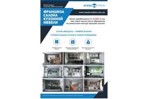 Франшиза белорусских модульных кухонь