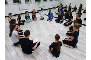 Курсы актерского мастерства от Творческого Пространства ''ЖёЛТый театр'