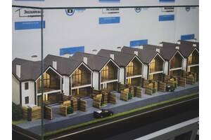 Макеты 3D домов, ЖК, таунхаусов. Изготовление макетов
