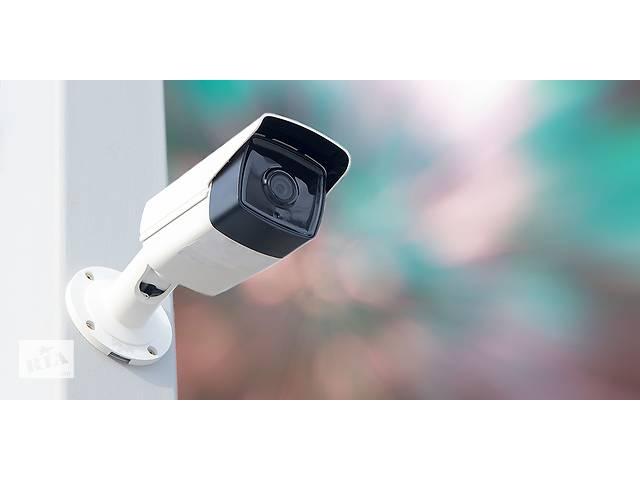 бу Монтаж установка видеонаблюдения и охранная сигнализация в Киеве