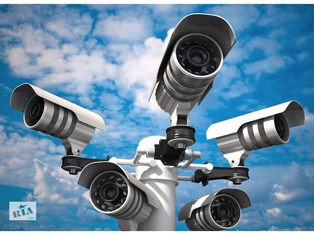 купить бу Монтаж видеонаблюдения в Донецкой области