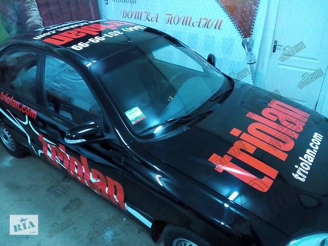 купить бу Нанесение рекламы на авто (брендирование) поклейка в Киеве | Недорого в Киеве