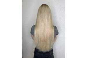 Наращивание волос капсульной методикой