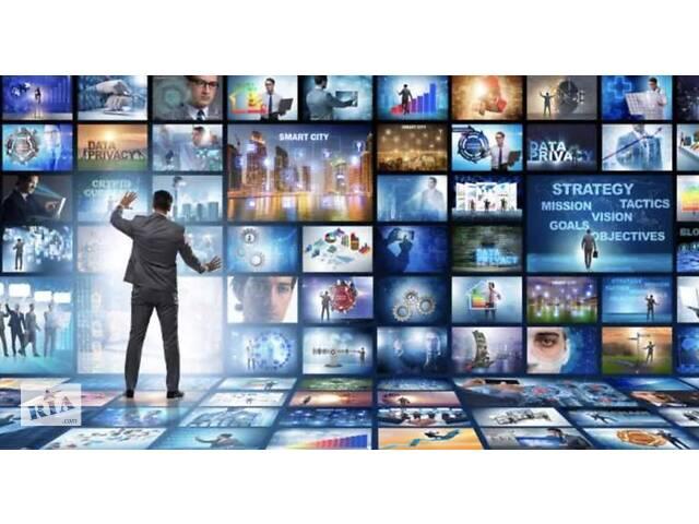 продам Новый IT-медиа-теле проект ищет инвестиции. ROI 360%+ бу  в Украине