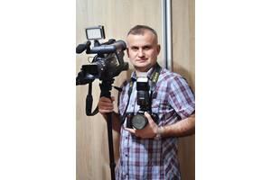 Обучение Вас коммерческой видео-фотосъемке! Украина!