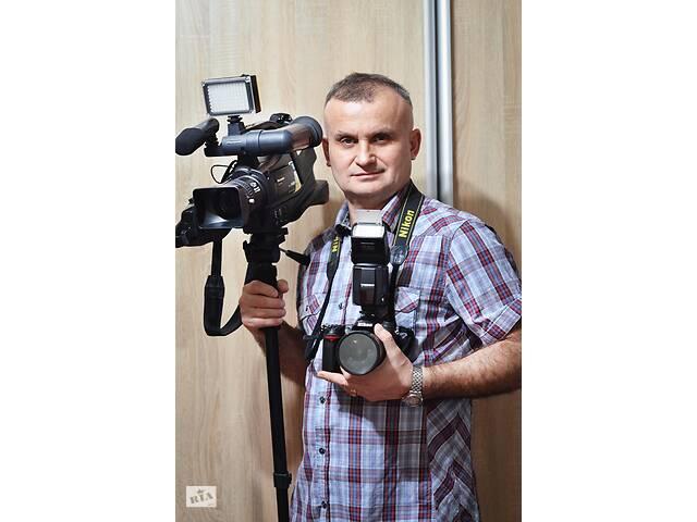 купить бу Навчання Вас комерційної відео-фотозйомки! Україна!  в Україні