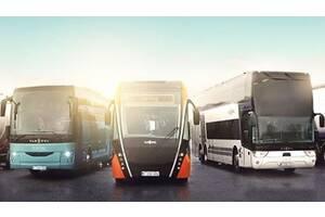 Оренда автобус - пасажирські перевезення - прокат бусів Львів