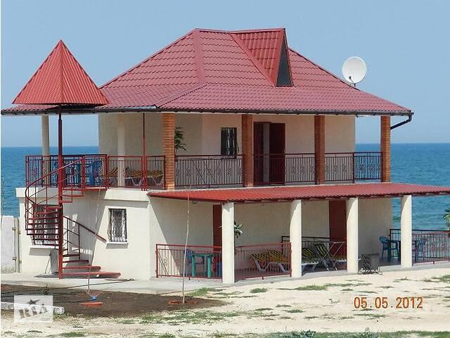 бу отдых на Азовском море, база отдыха Таврия  в Украине