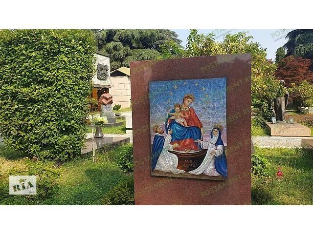 """продам Пам""""ятник з мозаїкою бу  в Украине"""