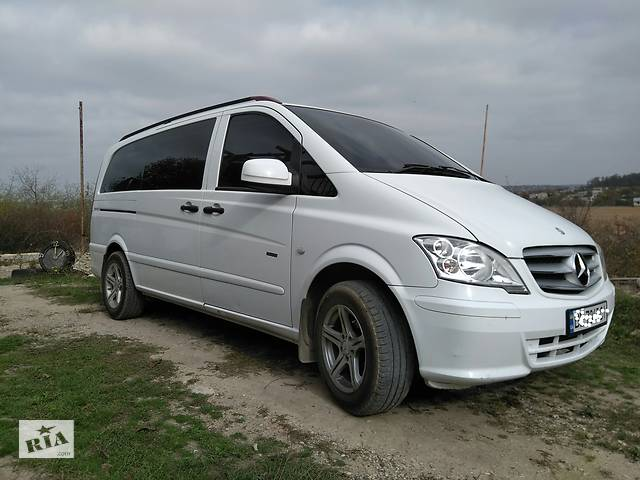 купить бу Пасажирські перевезення Mercedes Benz Vito  в Україні