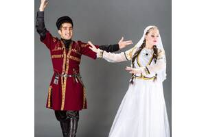 Постановка свадебного кавказского танца
