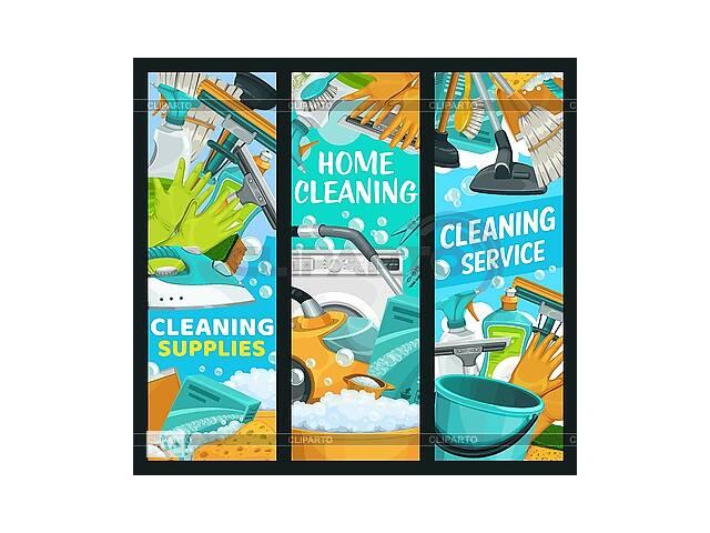 купить бу Предлагаю услуги по уборке квартиры и мойке окон   в Украине