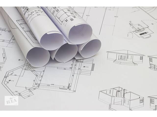Услуги архитектора, инженера, проектирование ангара, склада, цеха, торгового помещения. - объявление о продаже  в Києві