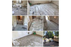 Профессиональный демонтаж квартиры. Подготовим квартиру к ремонту.