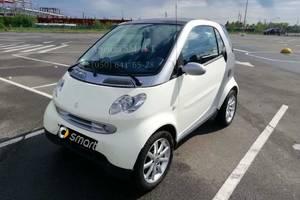 Прокат Смарт Smart Fortwo Аренда Авто Киев от 300 грн/сутки
