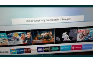 Розблокування (зміна регіону) Samsung, LG Smart TV, з Європи