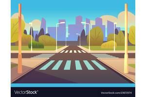Разработка проектов организации дорожного движения