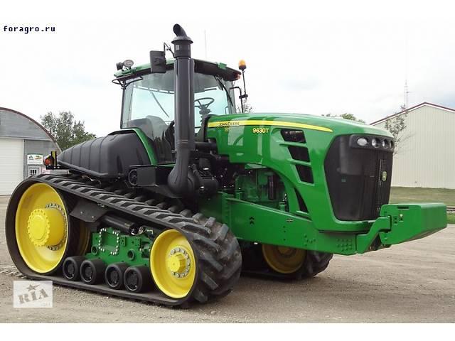 купить бу Ремонт гидравлики гусеничных тракторов John Deere  в Украине