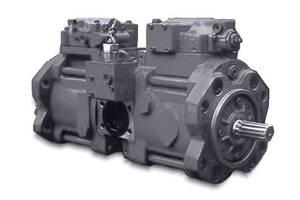 Ремонт гидронасоса Kawasaki K3V45DT, K3V63D, K3V112DT