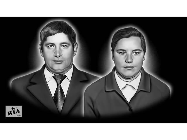 Ритуальная ретушь фото на памятник- объявление о продаже   в Украине