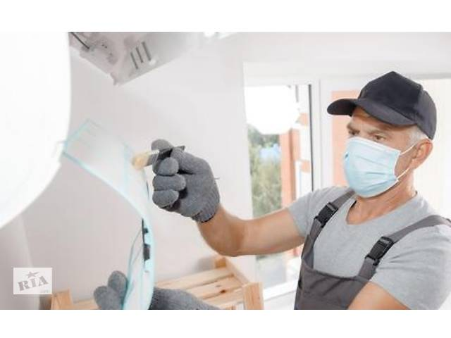 Сервісне обслуговування кондиціонерів, ремонт, монтаж, демонтаж