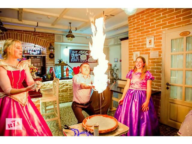купить бу Шоу мыльных пузырей на самые замечательные даты! Юбилей, свадьба, годовщина! в Винницкой области
