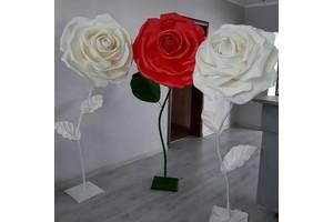 Свадебные цветы Большие цветы Большие цветы для декора Декор свадьбы