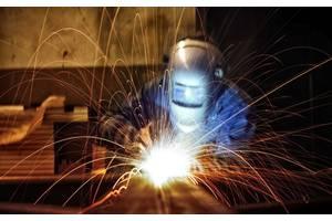 Сварочные работы - сварка алюминия, н/ж стали