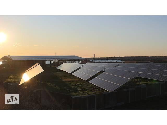 продам Системы накопления энергии и солнечные электростанции под ключ бу в Миколаєві