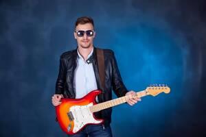 Уроки гри на гітарі онлайн з будь якої точки України