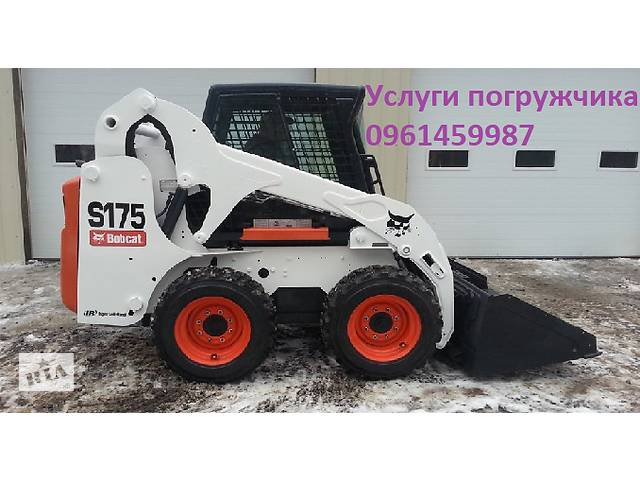 бу Услуги погружчика Bobcat  в Україні