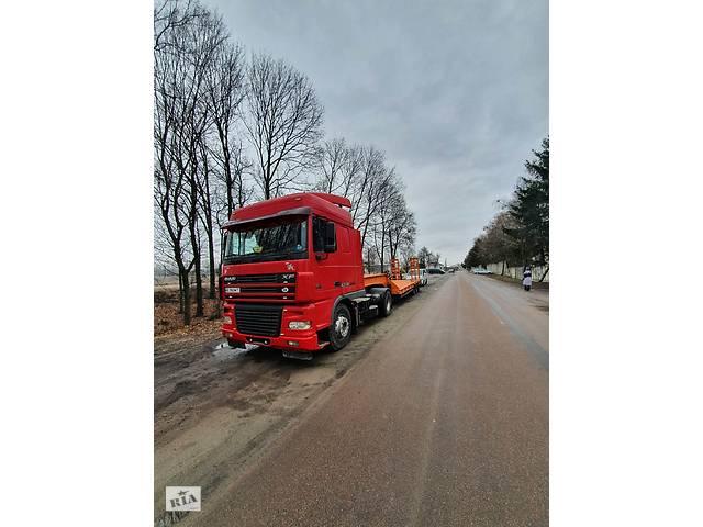 продам Услуги трала (25 тонн) от собственника бу  в Украине