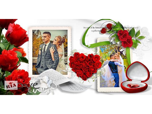 купить бу Свадебный фотограф, видеооператор, видеосъемка  в Украине