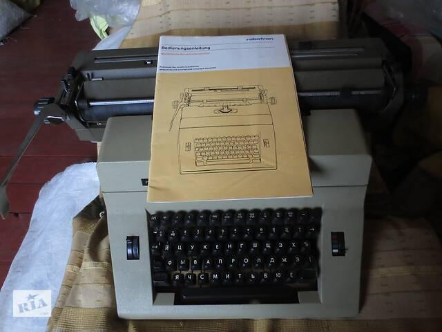 продам Восстановление старой документации на печатной машинке и комп & amp; # 39; ютери бу в Тернополе