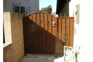Ворота, забор, решетки