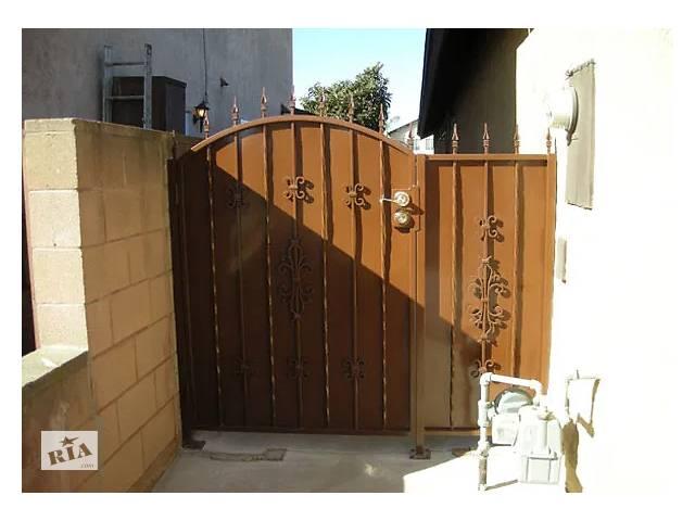 купить бу Ворота, забор, решетки в Кировоградской области
